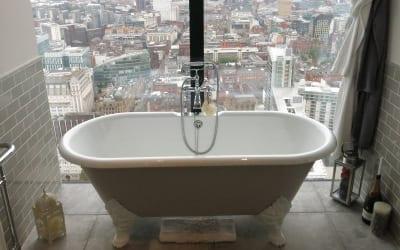 High-rise Bathroom, Manchester